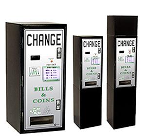 to change machine