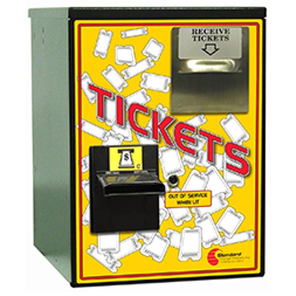 MCM100-TIK Mini Ticket Dispensing Machines