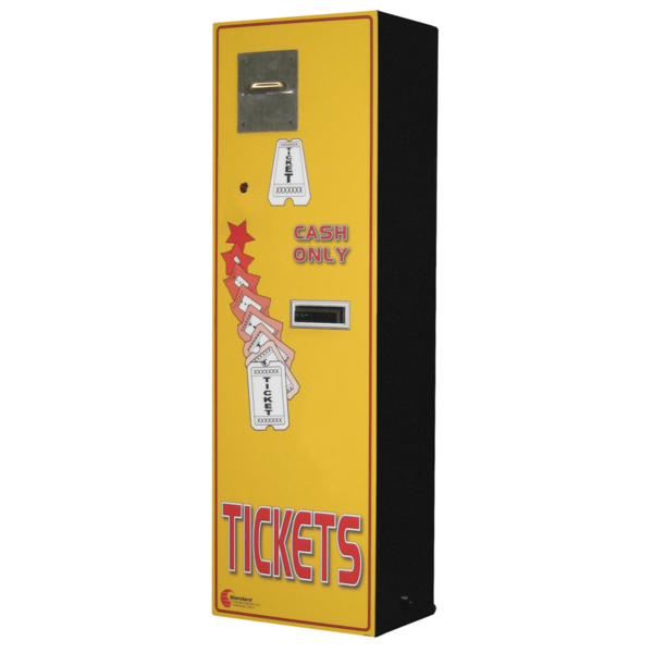 MC350RL-TIK Cash to Ticket Machine, Cash Only