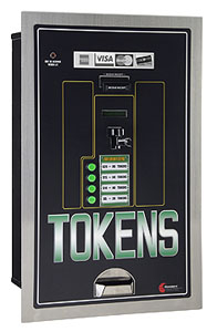 Image Credit Card Acceptance: Tickets / Tokens