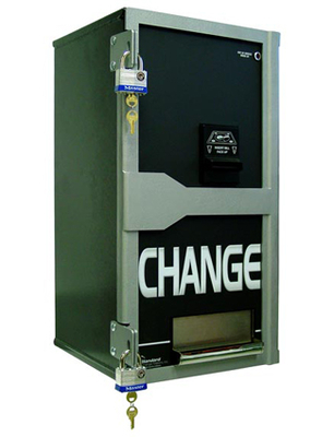 Image Bill to Coin Changers