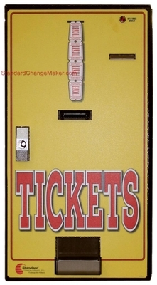 Image Ticket Dispensers