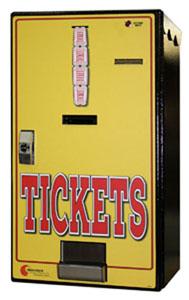 Image Front Load Ticket Dispenser
