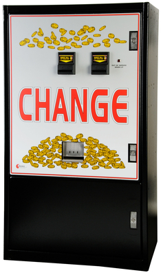 Image MC-920-DA Standard - Dual Bill Acceptor Bill to Coin Changer Console