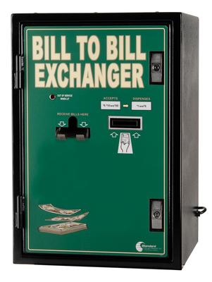 Image BX-1040FL Standard  (4) Denomination Bill To Bill Breaker/ Dispenser