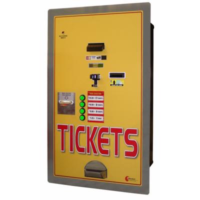 Image MC-550RL- Credit Card & Cash Acceptance Dispenses Tickets