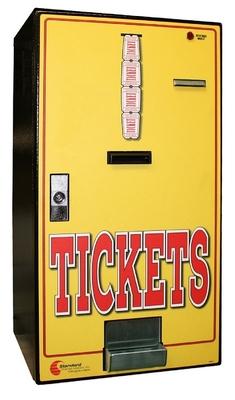 Image MC-200-TIK Standard Change-Maker- Bill to Ticket Changer Audit & Programming