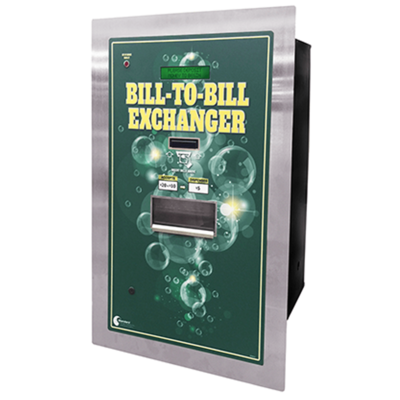 Image BX1020RL-G Bill To Bill Changer with a Glory Dispensers