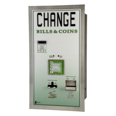 Image BCX1020 Rear Load / Dual-Note Bill Dispenser One Coin Hopper