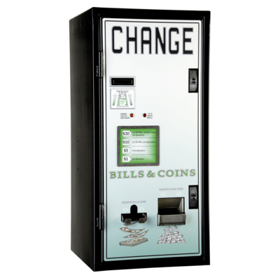 Image BCX2010 Standard  Bill to Bill & Coin Dispener/Changer