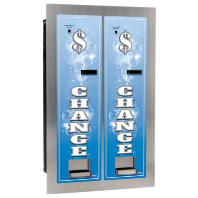 Image MC-500RL-DA-Standard -  Dual Bill to Coin Changer