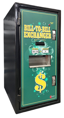 Image BX1020-G Front Load / Dual-Note Glory Bill Dispenser